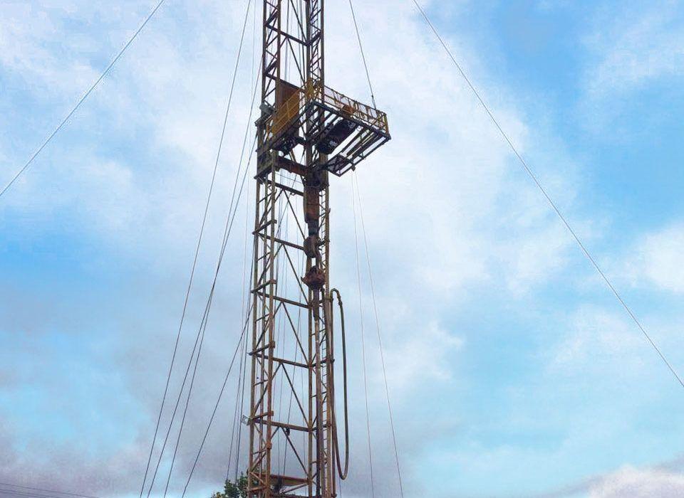 Investimento em novo poço de produção de água - Cetrel