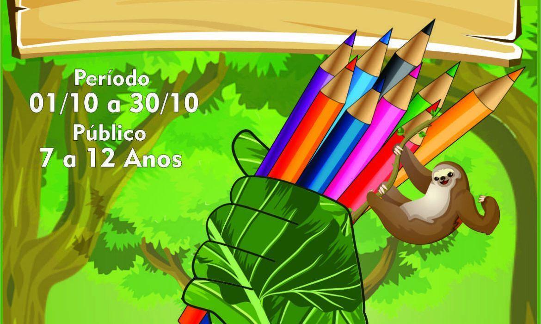Cetrel apoia concurso de desenhos do Instituto Fábrica de Florestas