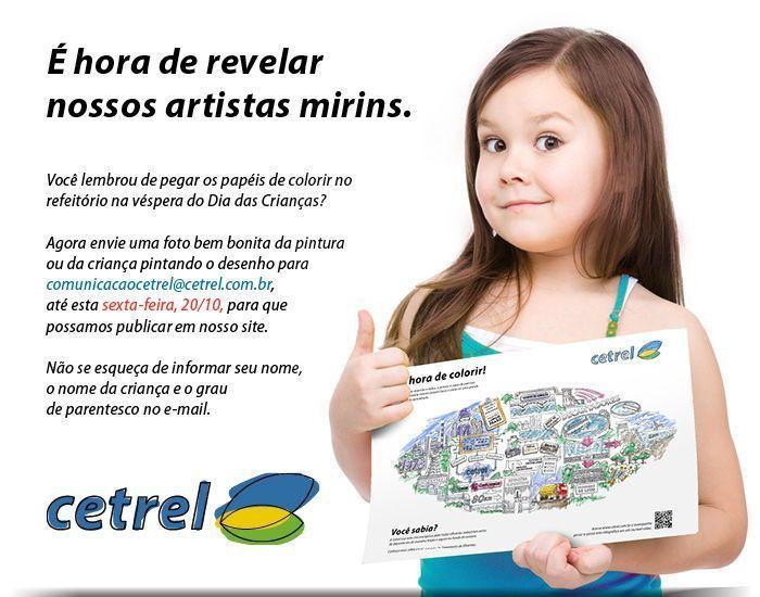 Cetrel promoveu ação em comemoração ao dia das crianças - Cetrel