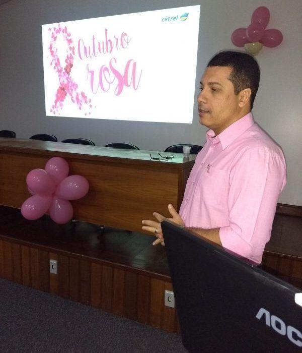 OUTUBRO ROSA: Cetrel executa ações em combate ao câncer de mama
