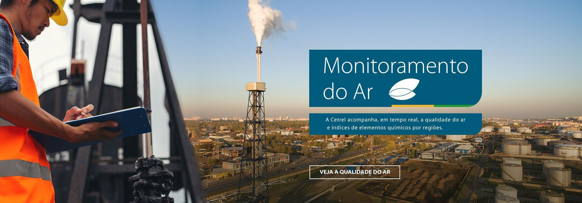 Monitoreo del aire