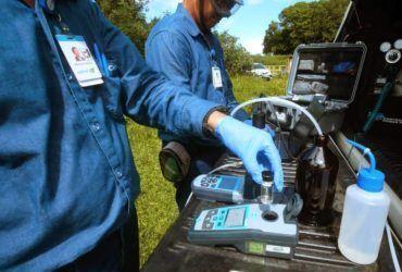 Gestão Hídrica e Monitoramento Oceanográfico
