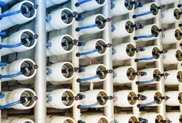 Produção de Água Dessalinizada