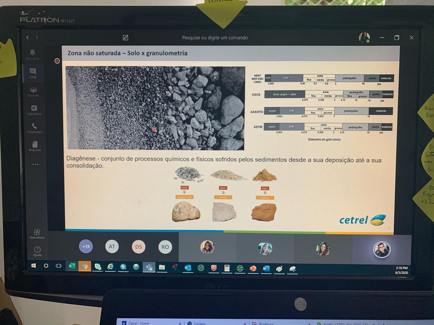 Hidrogeologia é tema de treinamento para integrantes da Cetrel